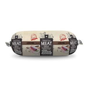 Fresh Meat Sausage deer 250 gr per 12 st