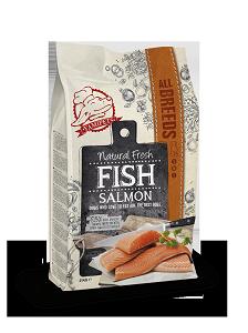 Fresh fish salmon