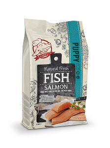 Fresh Meat Puppy M-L salmon